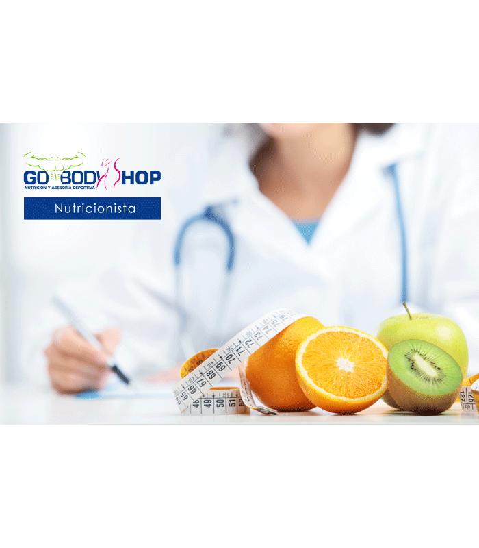 Nutricionista deportiva en Bogotá especialista en deporte