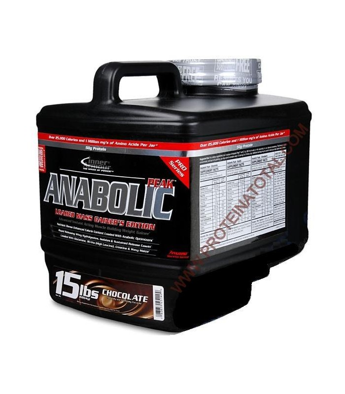 inner armour anabolic peak loaded mass gainer